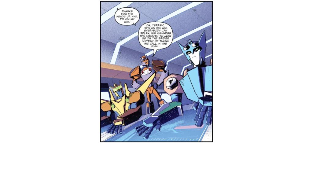 Comics/BD Transformers en anglais: Marvel Comics, Dreamwave Productions et IDW Publishing - Page 40 14437811