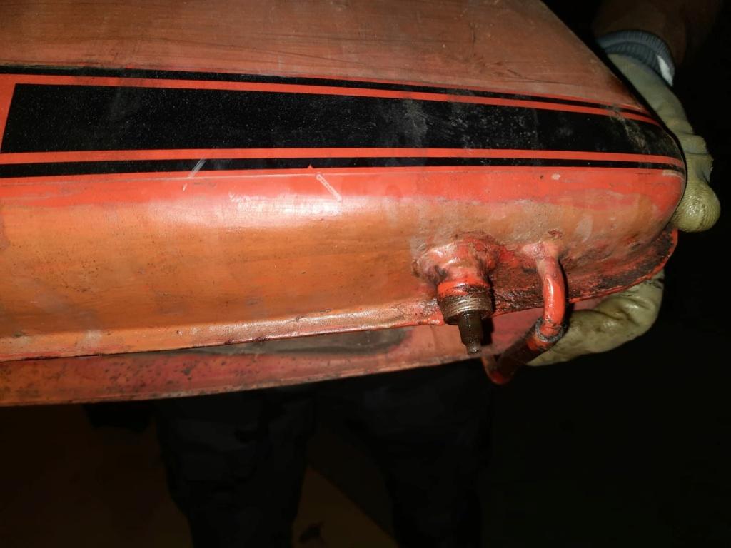 Llave de paso gasolina puch carabela  F5970610