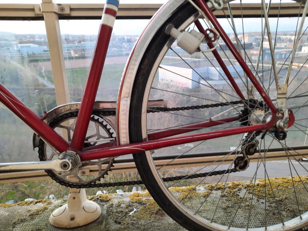 Informations vélo marque Galfa 20210420