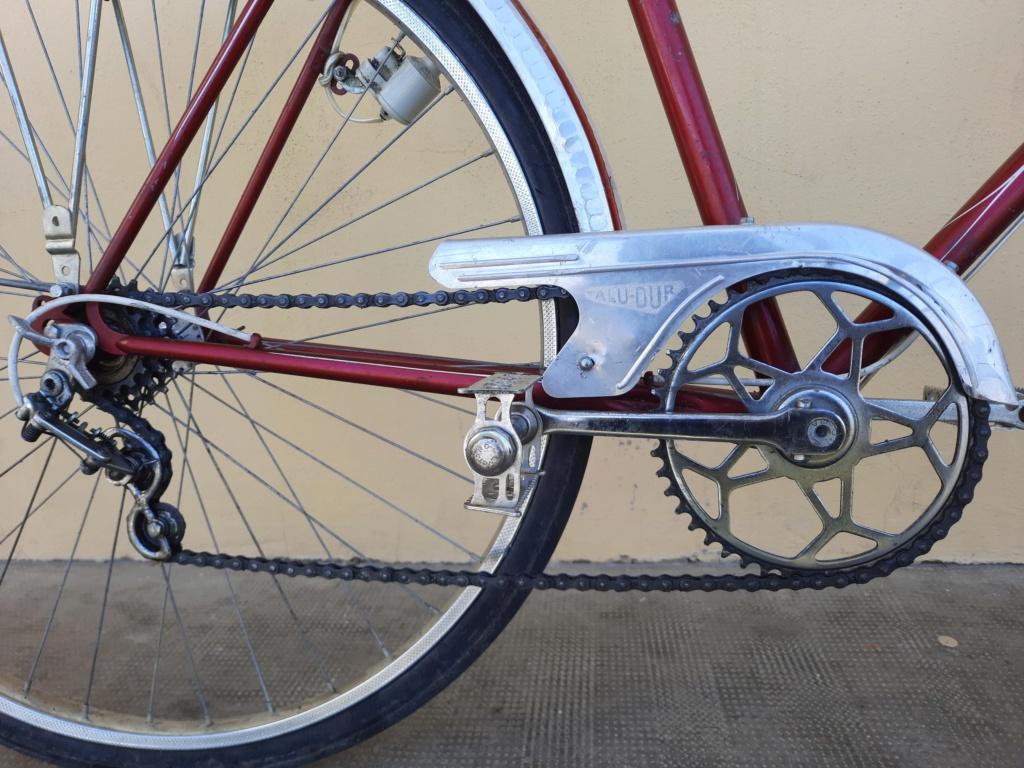 Informations vélo marque Galfa 20210421