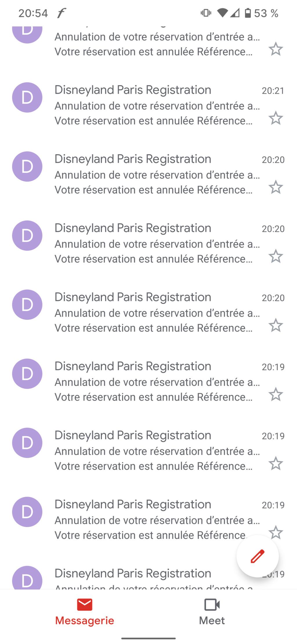 Pass Annuels et réouverture de Disneyland Paris le 15 juin 2021  - Page 3 Screen10