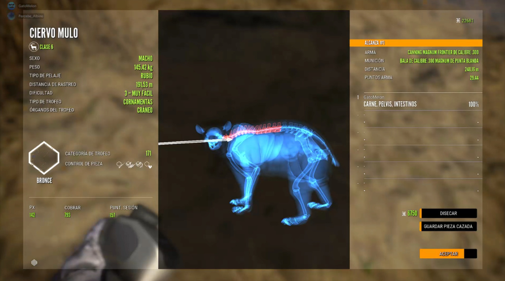 Animales abatidos se vuelven invisibles A10