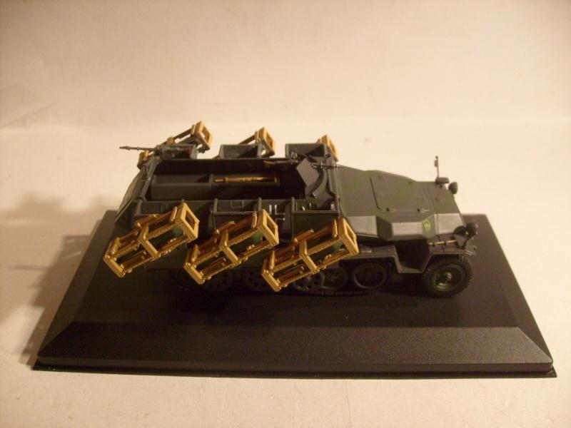 """retour de la serie """"véhicules militaires de la WWII au 43 eme"""" par Eaglemoss S7304416"""