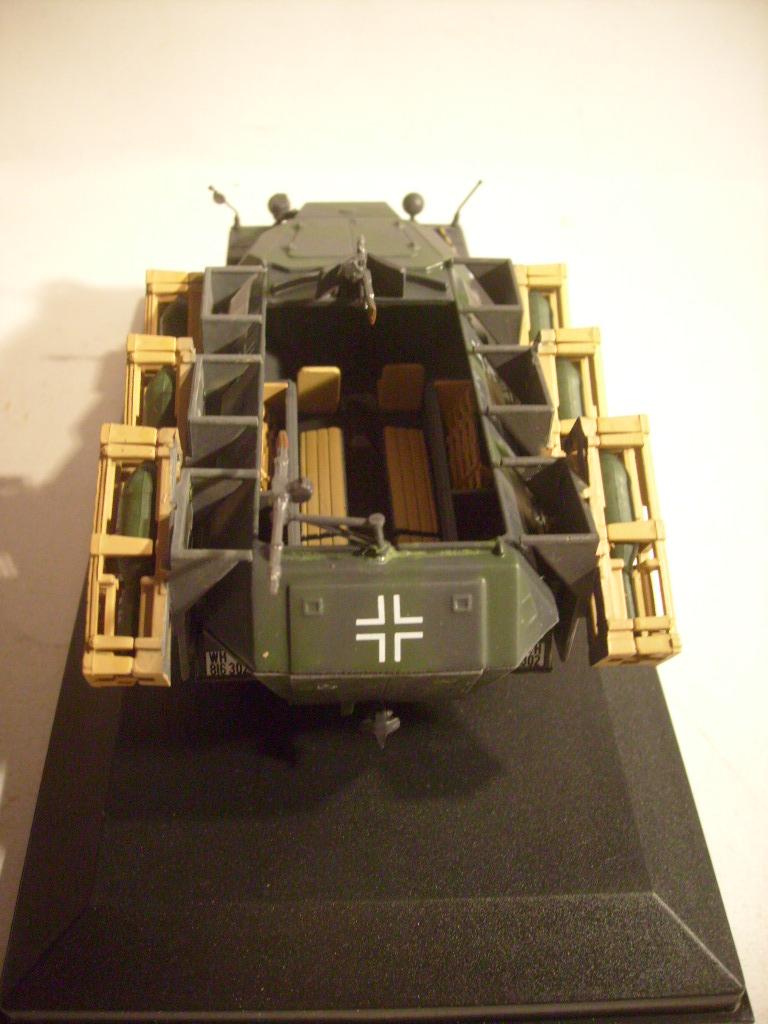"""retour de la serie """"véhicules militaires de la WWII au 43 eme"""" par Eaglemoss S7304417"""