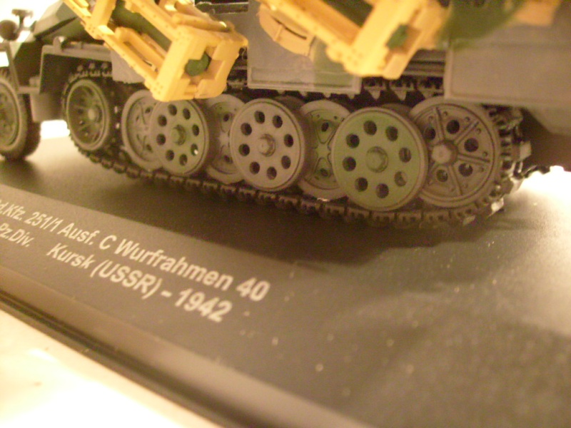 """retour de la serie """"véhicules militaires de la WWII au 43 eme"""" par Eaglemoss S7304419"""