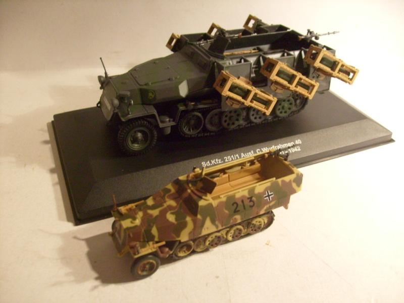"""retour de la serie """"véhicules militaires de la WWII au 43 eme"""" par Eaglemoss S7304420"""