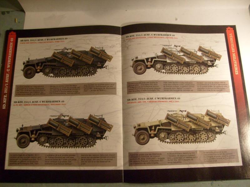 """retour de la serie """"véhicules militaires de la WWII au 43 eme"""" par Eaglemoss S7304423"""
