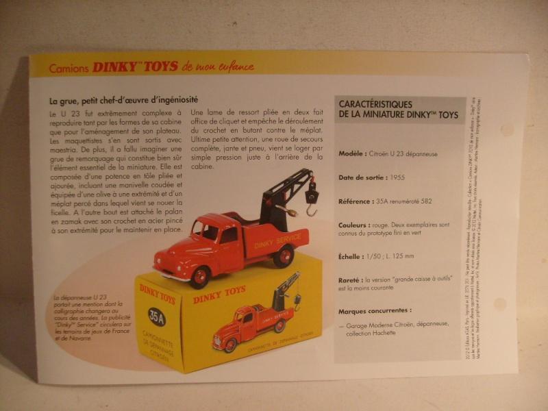 Citroen U 23 Dinky / Norev au 50 eme S7304621