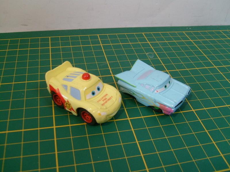 mes autres Cars 1 , 2 , 3 et Planes !!! toutes marques et matieres - Page 15 S7308141