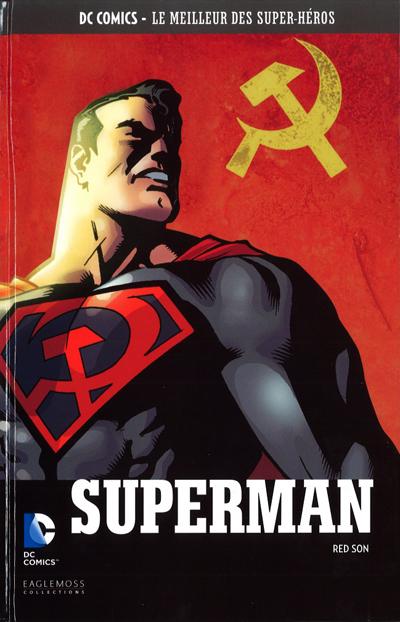 Que se serait-il passé si Kal-El, le futur Superman, s était crashé en  plein territoire soviétique u lieu du Kansas américain   8ebfbecafd52
