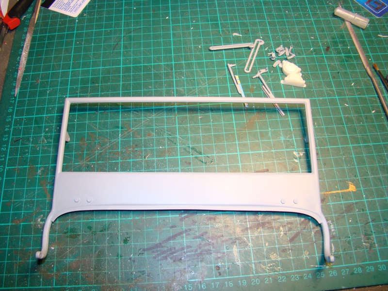 JEEP DRAGON au 1/6  version Jeep Armée du 5 RC en Indochine - Page 3 Jeep_a75