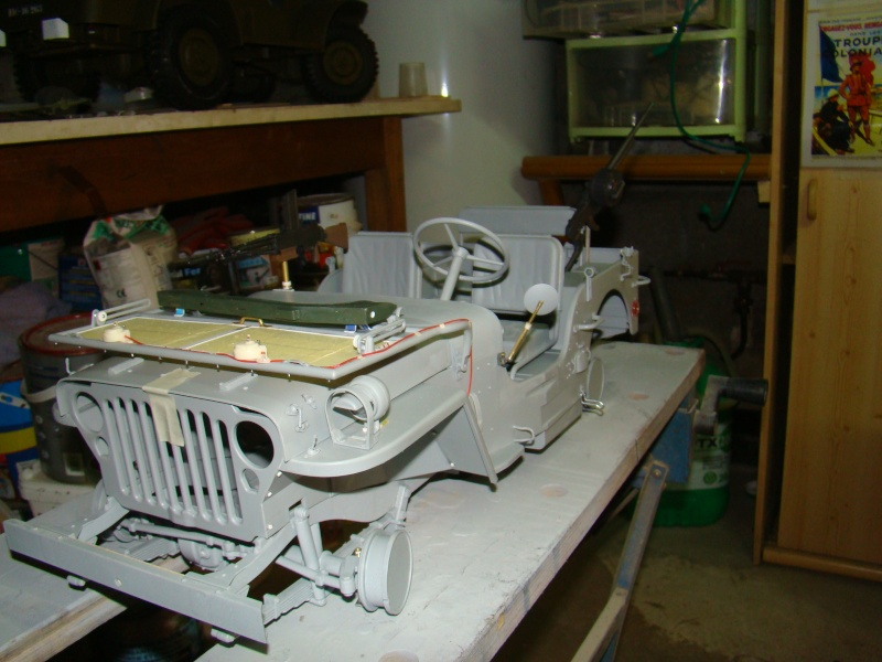 JEEP DRAGON au 1/6  version Jeep Armée du 5 RC en Indochine - Page 3 Jeep_a87