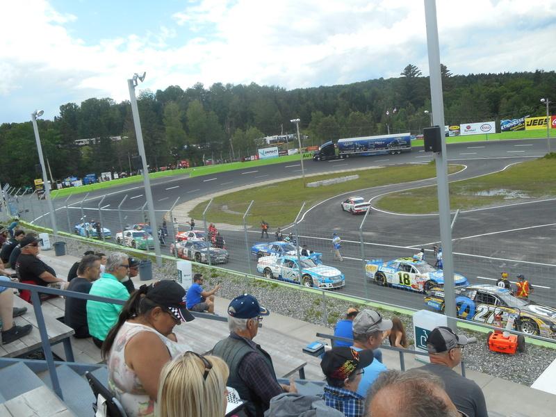 La Série NASCAR Pinty's s'ammène à l'Autodrome Chaudière - REMIS AU 25 JUIN Dscn3616