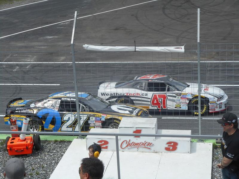 La Série NASCAR Pinty's s'ammène à l'Autodrome Chaudière - REMIS AU 25 JUIN Dscn3617