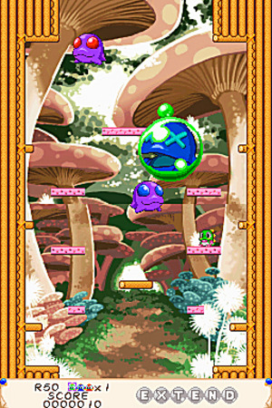 Bubble bobble 2: Double shot Bubods11