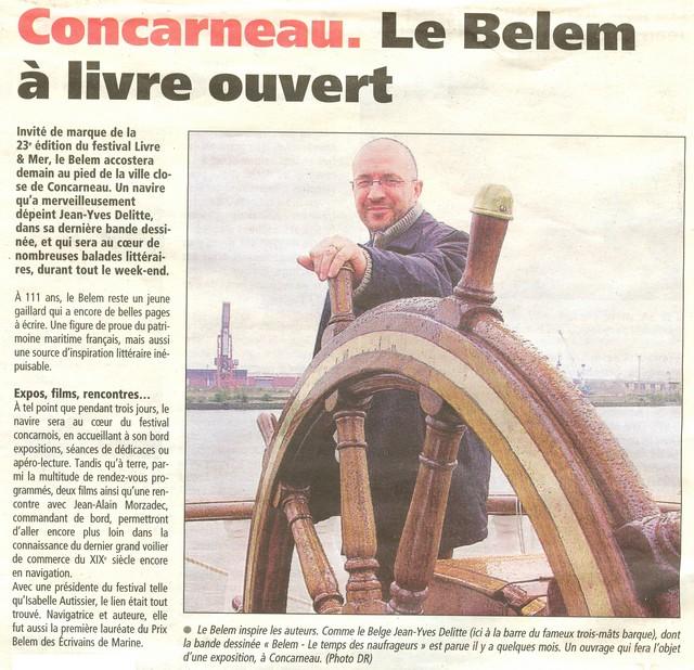 LE PORT DE CONCARNEAU - Volume 002 - Page 5 Belem_10