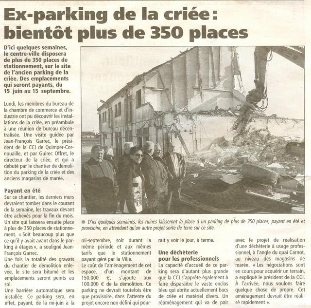 LES DERNIÈRES HEURES DU PARKING DE LA CRIÉE DE CONCARNEAU Criee_10