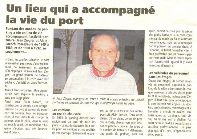 LES DERNIÈRES HEURES DU PARKING DE LA CRIÉE DE CONCARNEAU Numeri20