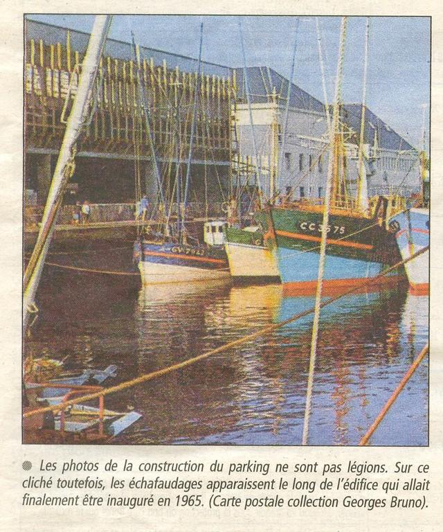 LES DERNIÈRES HEURES DU PARKING DE LA CRIÉE DE CONCARNEAU Numeri21