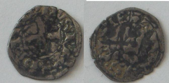 denier ou obole tournois de Philippe IV Monnai10