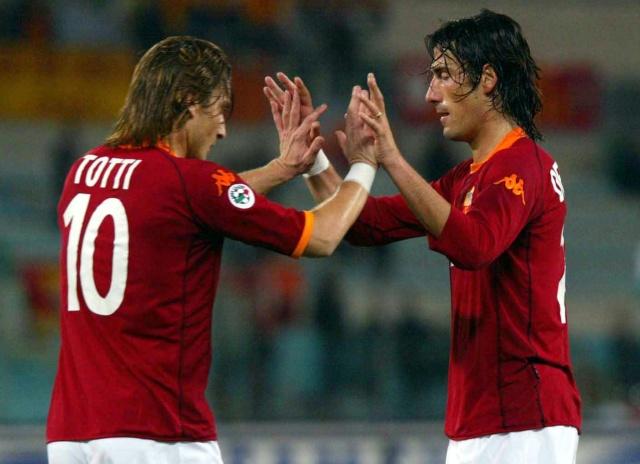 L'AS Roma et son histoire 20030110