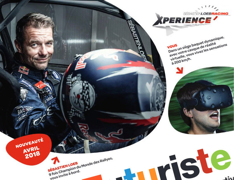 Sébastien Loeb Racing Xperience (pavillon 360°) · avril 2018 - Page 4 Captur11