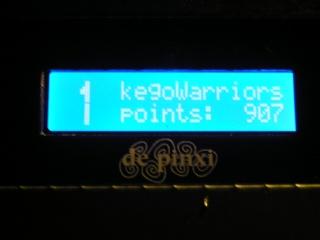 Kegopolis Warriors (Cité du Numérique) - (2005-2008) Kego_c10