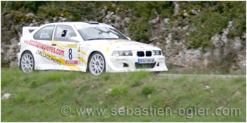 Assistance sur 318 compact F2000 (rallye du Quercy) 2007-010