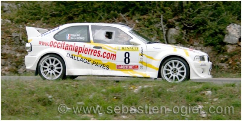 Assistance sur 318 compact F2000 (rallye du Quercy) 2007-011