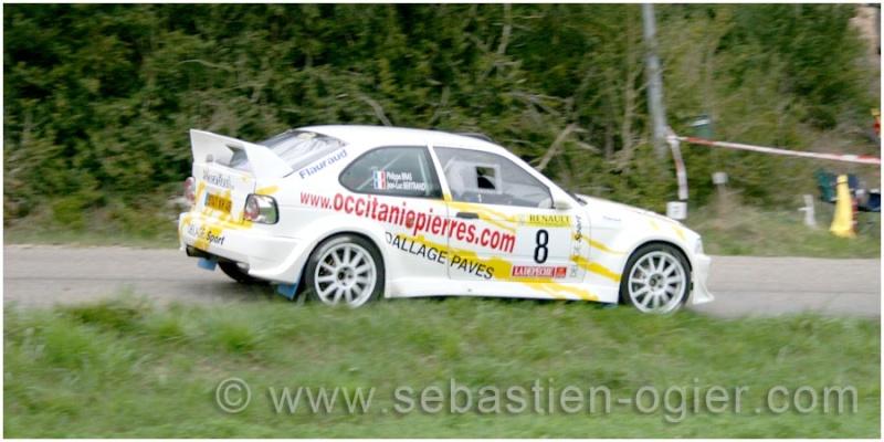 Assistance sur 318 compact F2000 (rallye du Quercy) 2007-012