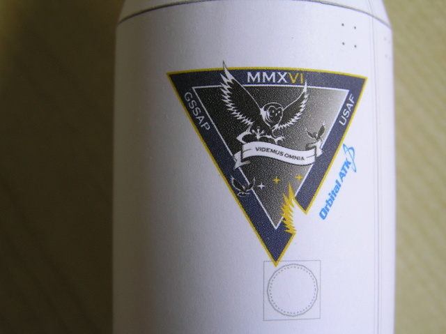 Delta IV Medium, USA, 1/100, papier P8260011