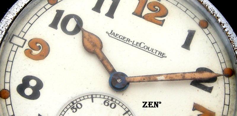 lecoultre - Histoire de l'horlogerie : Les chronomètres Jaeger LeCoultre de l'armée anglaise Jaeger12