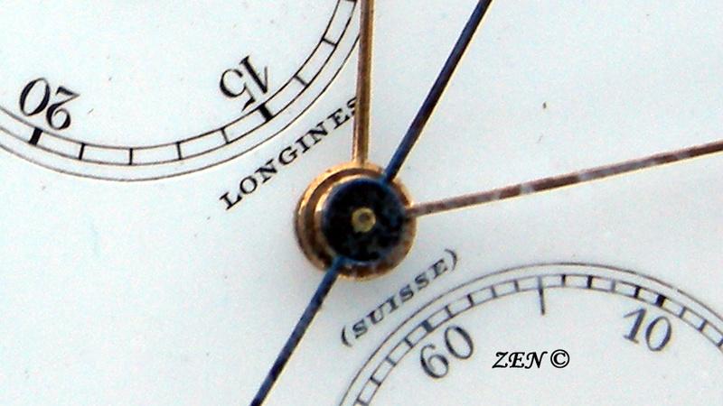 Le Chrono 19.73 N de Longines Longin38