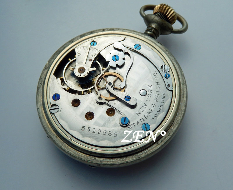 New York Standard Watch company New-yo11