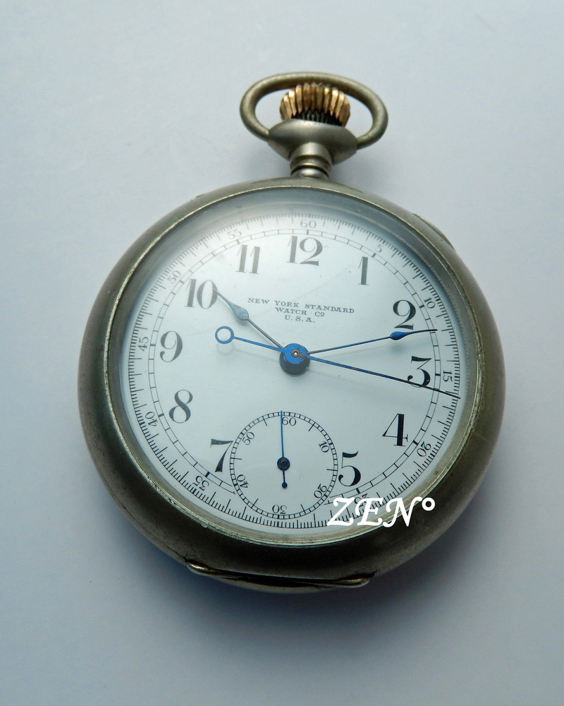 New York Standard Watch company New-yo12