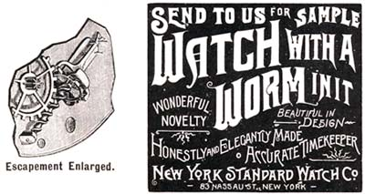 New York Standard Watch company New-yo14
