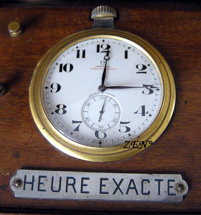 Chronomètres de bord , Chronomètres de vitrine  Omega_18