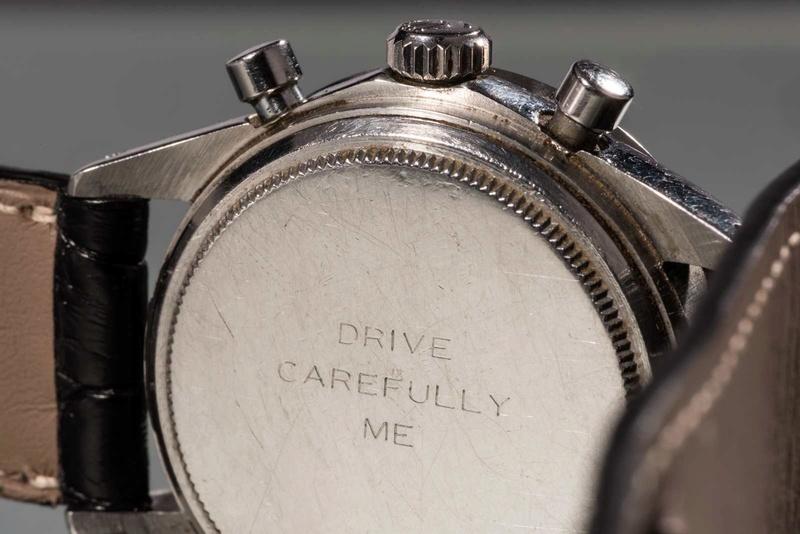 Daytona - Actu: L'authentique Rolex Daytona de Paul Newman aux enchères Pn-1110