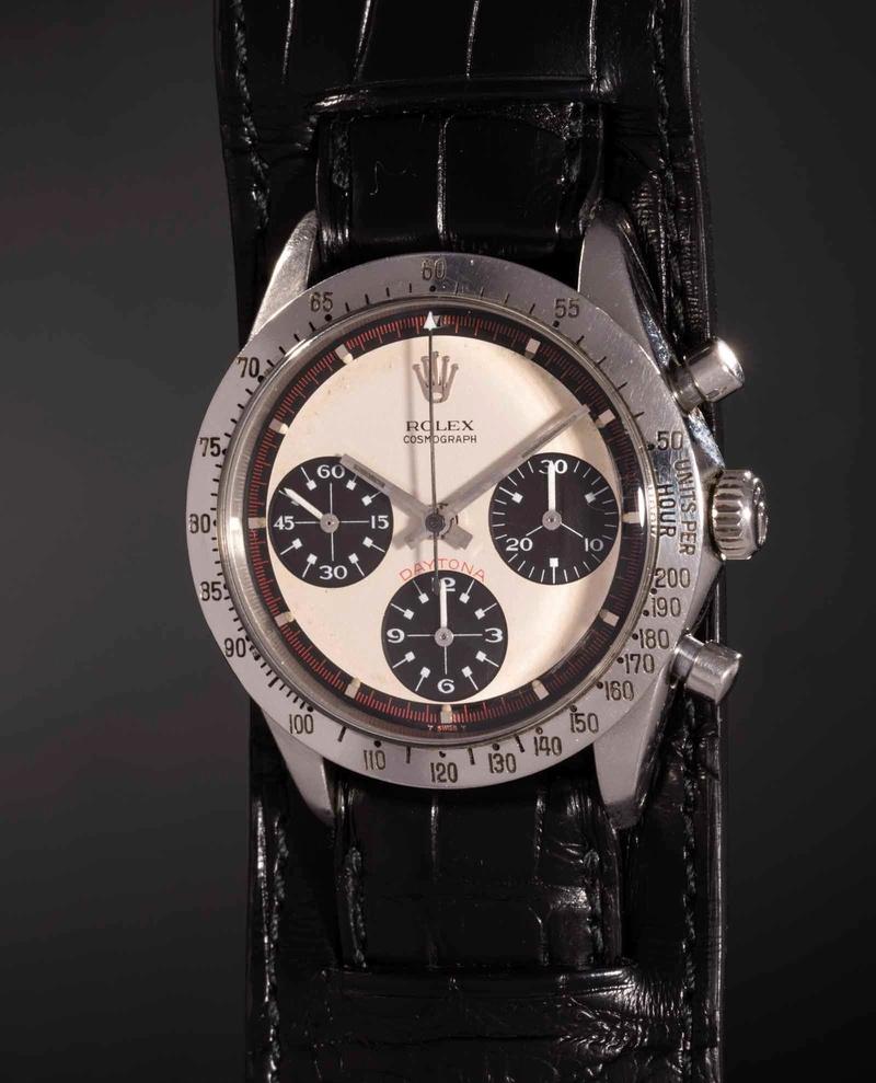Daytona - Actu: L'authentique Rolex Daytona de Paul Newman aux enchères Pn-610
