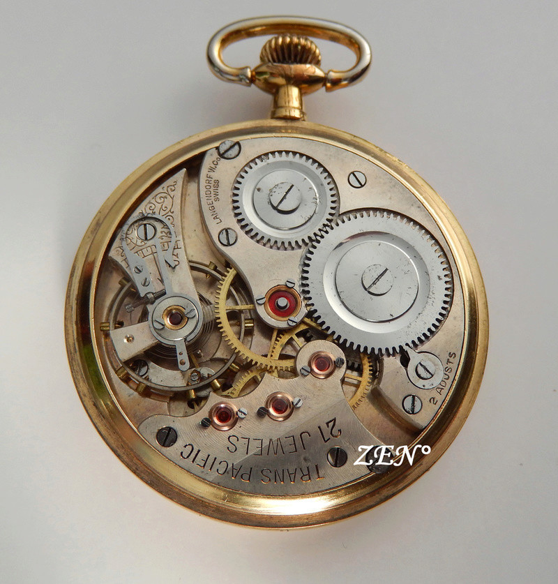Langendorf Watch Company - Lanco  Transp13