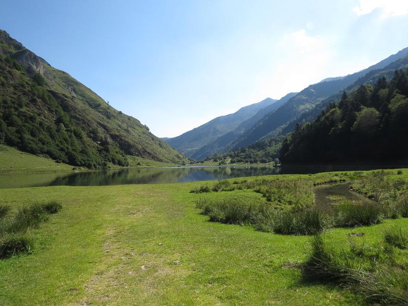 Yocco et Anook dans les Hautes-Pyrénées 74_lac10