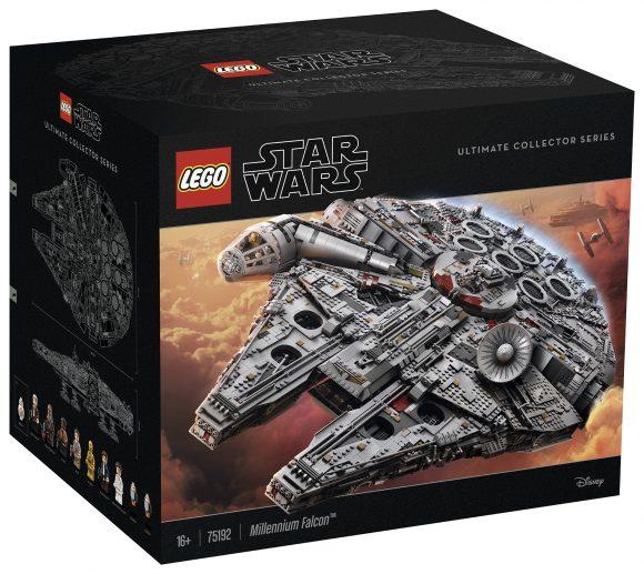 LEGO dévoile le plus grand set Star Wars jamais créé ! 75192_12