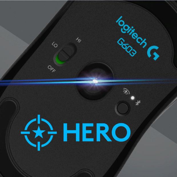 G603 & G613 : Logitech G réinvente le gaming sans-fil Hero-610