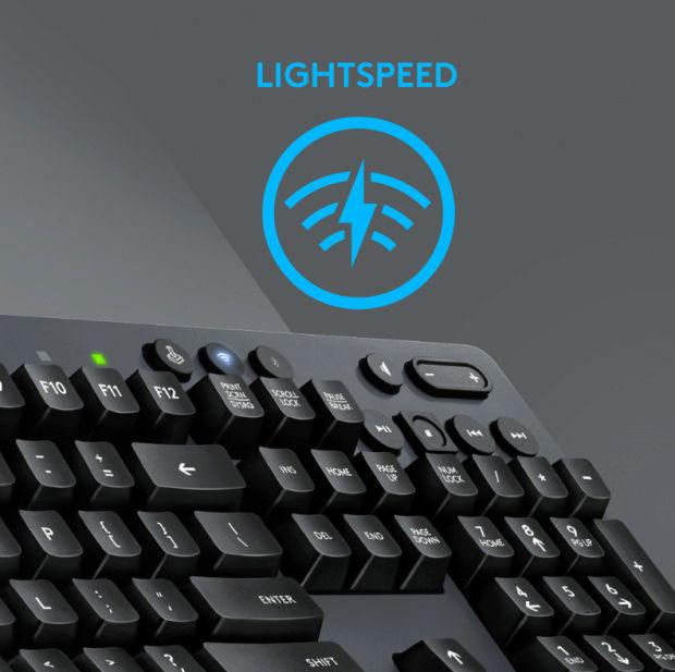 G603 & G613 : Logitech G réinvente le gaming sans-fil Lights10