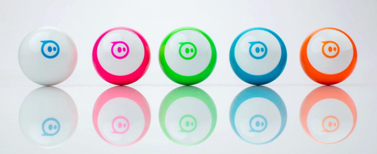 Sphero Mini - La mini balle robotisée ! Photo210
