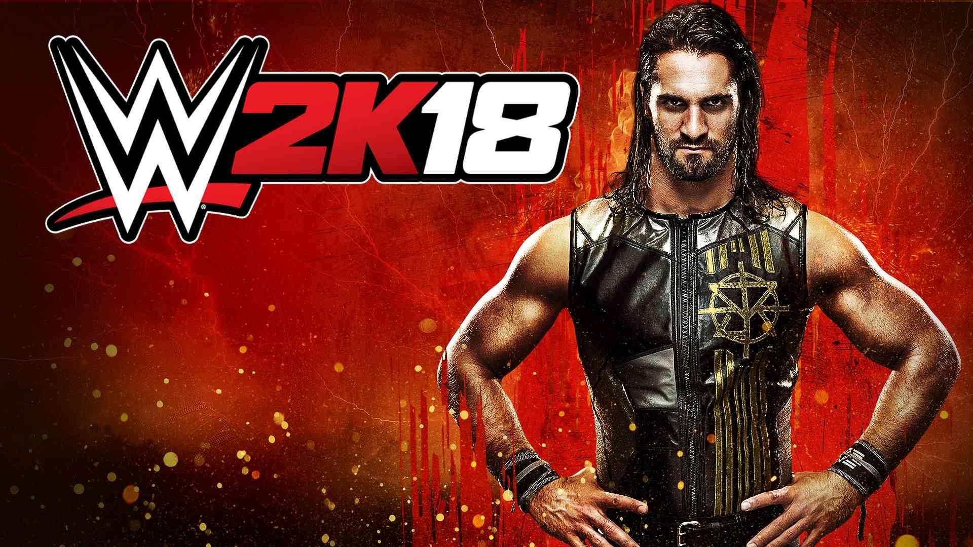 WWE 2K18 annoncé sur PC pour le ... Wwe-2k10