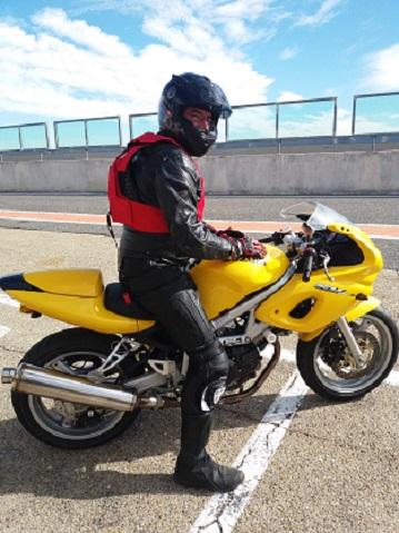 [ESSAI]  GILET AIRBAG HIT-AIR RS1 PAR LES MOTOPISTARDS  20171065
