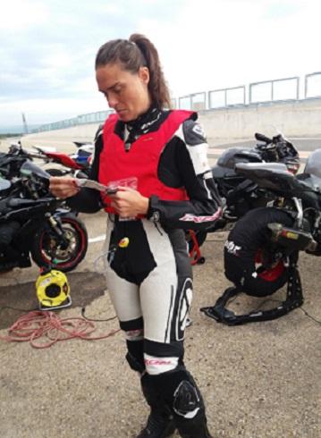 [ESSAI]  GILET AIRBAG HIT-AIR RS1 PAR LES MOTOPISTARDS  Lydia_11