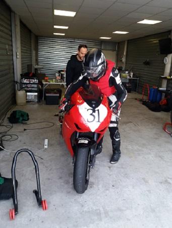 [ESSAI]  GILET AIRBAG HIT-AIR RS1 PAR LES MOTOPISTARDS  Lydia_13