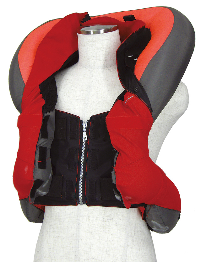 TEST GILET AIRBAG HIT-AIR RS1 par MOTOPISTE Rs1-rd10